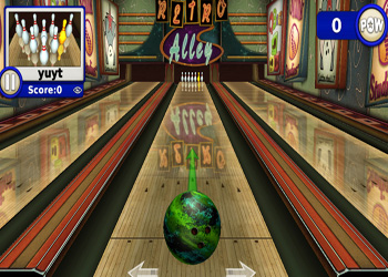 Золотой боулинг 3D (Golden Bowling)
