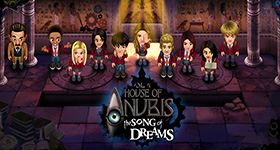 Обитель Анубиса (House of Anubis The Song of Dreams)