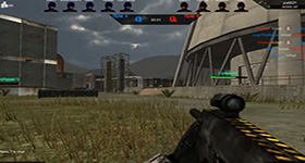 Counter Strike GO (Army Force)