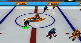 Герои Хоккея / Ice Hockey Heroes